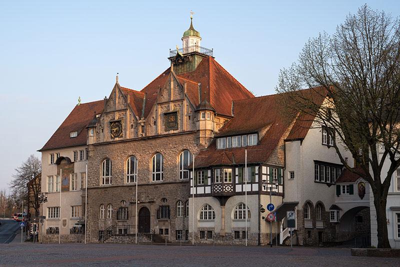 Rathaus in Bergisch-Gladbach