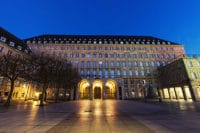 Rathaus in Bochum