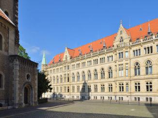 Rathaus in Braunschweig