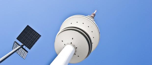 Funkturm Hamburg DVB-T