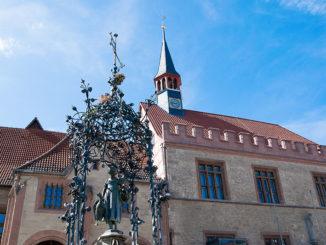 Altes Rathaus in Göttingen