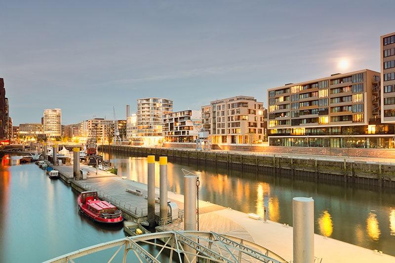Hamburg, Hafencity