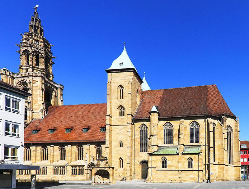 Kilianskirche, Heilbronn