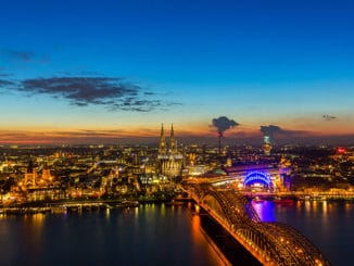 Köln in NRW