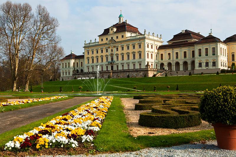 Schloss Ludwigshafen