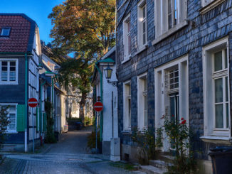 Alte Straße in Remscheid