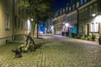 Nachts in Schweinfurt