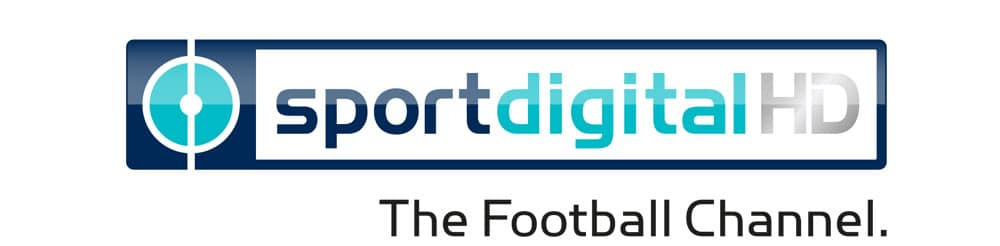 Logo: sportdigital HD