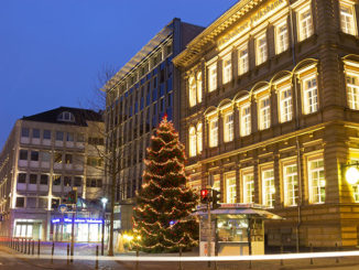 Innenstadt von Wiesbaden
